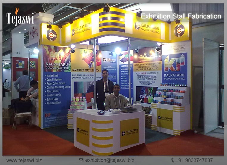 Exhibition Stall Fabrication Greater Noida