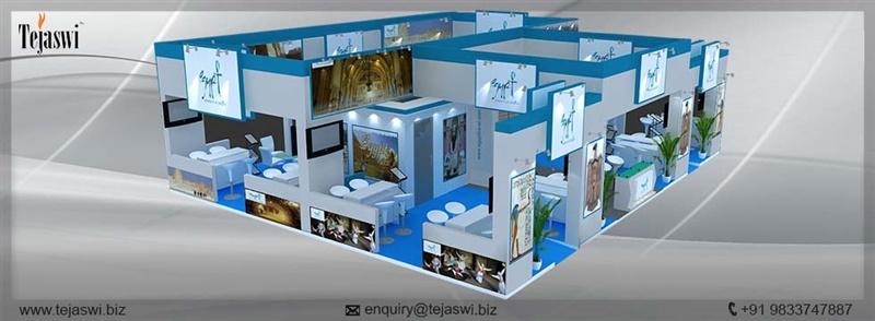 Plastic & Plastic Products Exhibition Stall Design