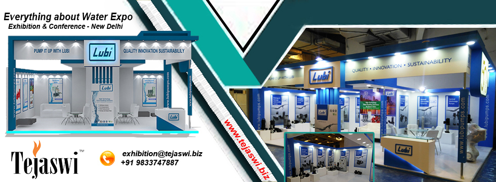 Exhibition Booth Designer Delhi Everything About Water Expo